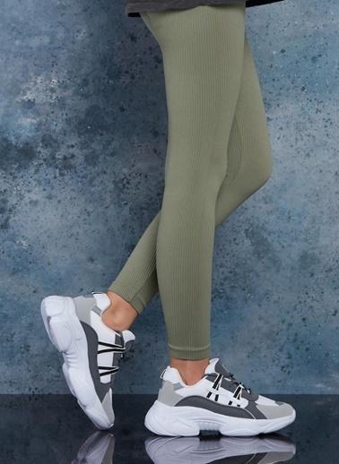 Dark Seer Ds3.5156 Sneaker 2021 Kadın Beyaz